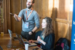 Smashing Conference Oxford 2016: Break