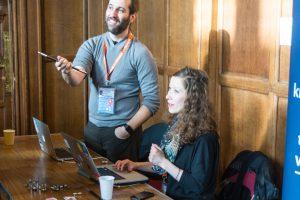 Smashing Conference Oxford 2016: Break