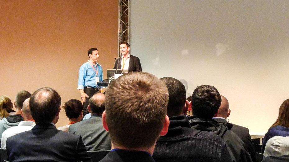 Russ Wilson: Opening Key – Building a world-class design organization #google #wuc16