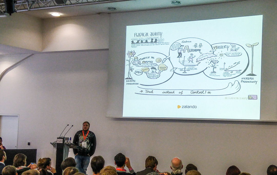 Juho Paasonen: UX and Radical Agility #zalando #wuc16
