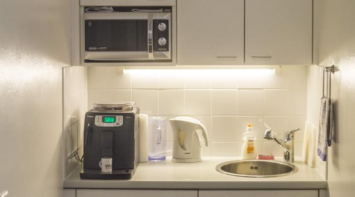 Kaffee-/Teeküche