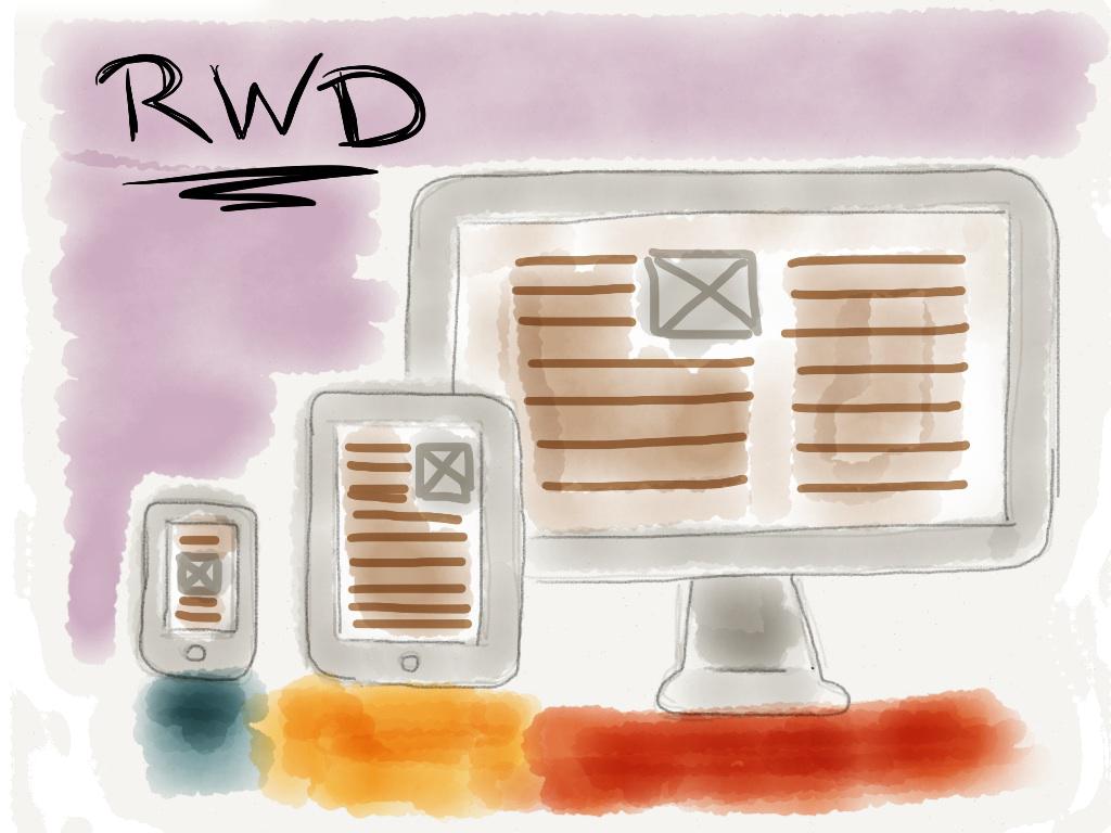 Sketch verschiedener Devices