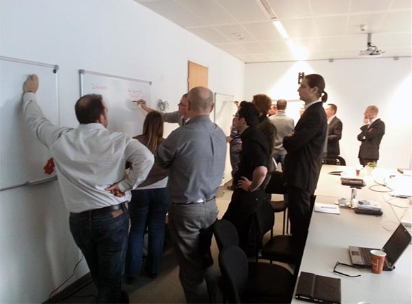 Kollaboratives Design bei Agile UX