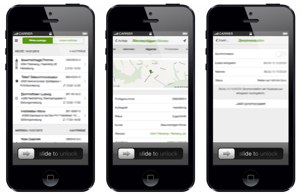 iOSApp Prototyp